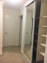 Hall Closet One Bedroom